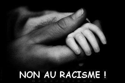 Non au racisme.