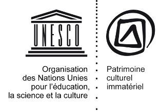 Logo de la Convention pour la sauvegarde du patrimoine culturel immatériel. Crédit photo: unesco.org