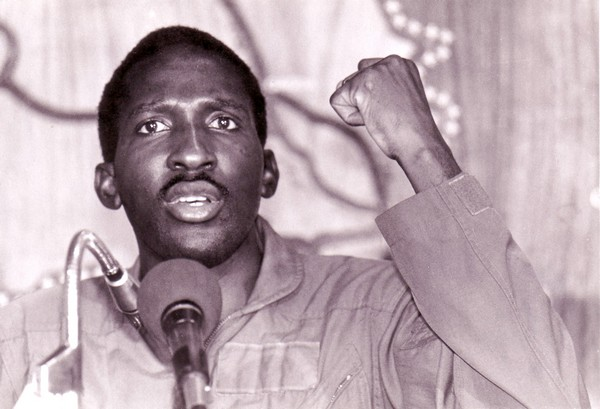 Thomas Sankara.Crédit photo: point-de-vue-incorrect.org