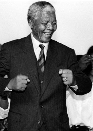 Nelson Mandela. Crédit image: madiba.mg.co.za