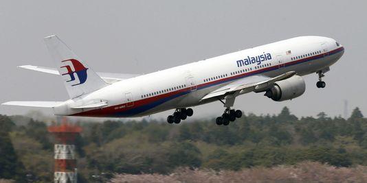 Un avion de Malaysian Airlines. Crédit image: lemde.fr