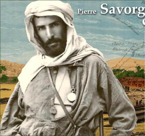 Pierre Savorgnan de Brazza. Crédit image: brazza.culture.fr