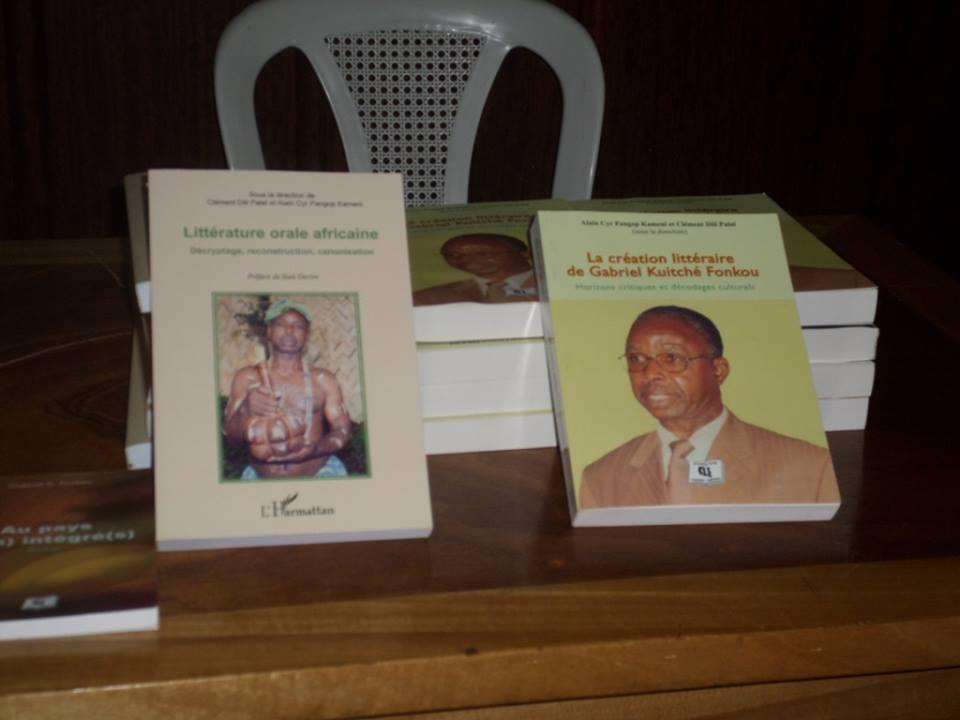 Les ouvrages sur Gabriel Kuitche Fonkou. Ulrich Tadajeu