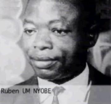 Ruben Um Nyobe. Crédit image: peuplesawa.com