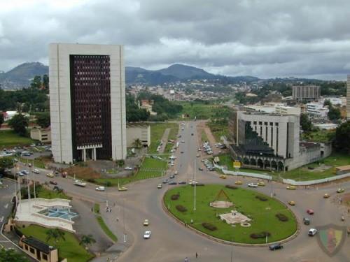Yaoundé, la capitale politique du Cameroun. Crédit photo: wikipédia.