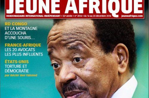 Article : Camerounais, Cessons de nous mentir en 2015